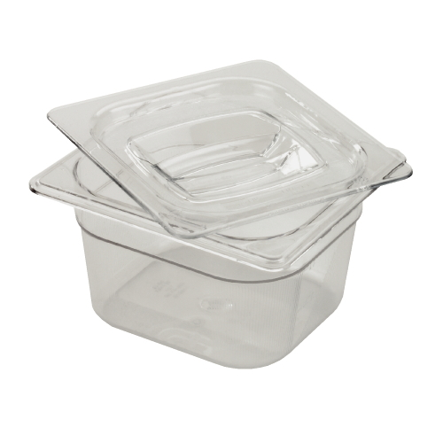 Rubbermaid Cold Food Pan 4 Inches High SKU#RCP105PCLE, Rubbermaid Cold Food Pans 4 Inches High SKU#RCP105PCLE