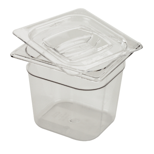 Rubbermaid Cold Food Pan 6 Inches High SKU#RCP106PCLE, Rubbermaid Cold Food Pans 6 Inches High SKU#RCP106PCLE