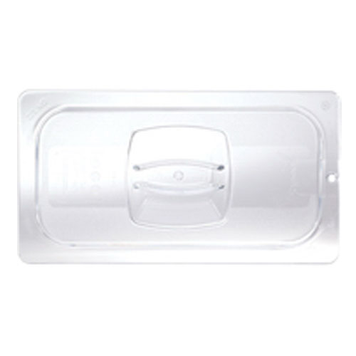 Rubbermaid Cold Food Pan Cover SKU#RCP108P-23CLE, Rubbermaid Cold Food Pan Covers SKU#RCP108P-23CLE