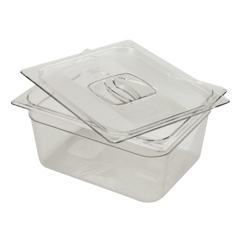 Rubbermaid Cold Food Pan 6 Inches High SKU#RCP125PCLE, Rubbermaid Cold Food Pans 6 Inches High SKU#RCP125PCLE