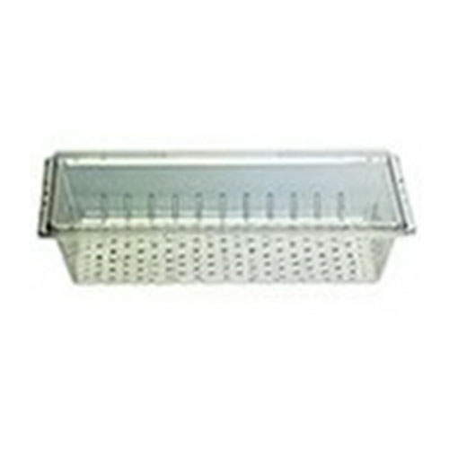 Rubbermaid Commercial Drain Trays for Half Size Cold Food Pans SKU#RCP127P-24, Rubbermaid Commercial Drain Tray for Half Size Cold Food Pans SKU#RCP127P-24