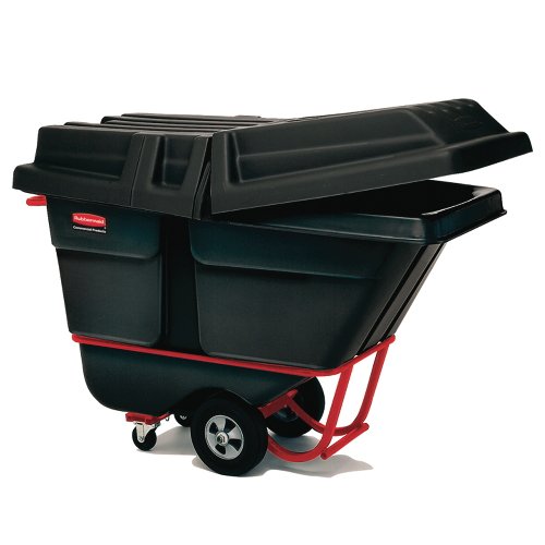 Rubbermaid Tilt Trucks Lids SKU#RCP1307BLA, Rubbermaid Tilt Truck Lid SKU#RCP1307BLA