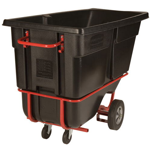 Rubbermaid Forkliftable Standard Duty Tilt Trucks SKU#RCP1315-42, Rubbermaid Forkliftable Tilt Truck SKU#RCP1315-42