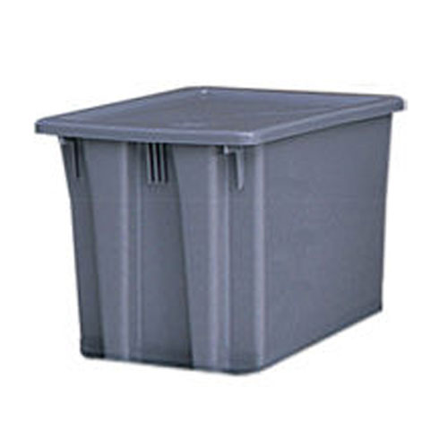 Rubbermaid Palletote Box SKU#RCP1732GRA, Rubbermaid Palletote Box SKU#RCP1732GRA