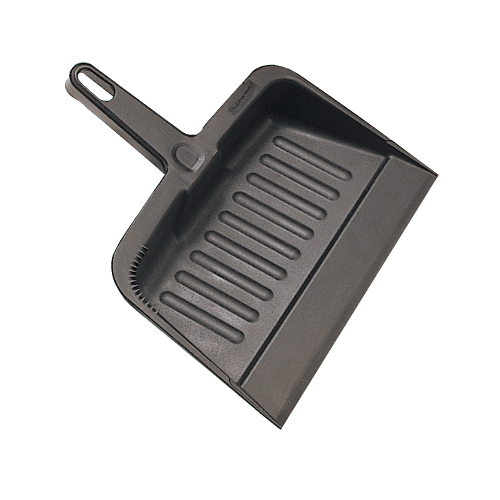 Rubbermaid Heavy-Duty Dust Pan SKU#RCP2005CHA, Rubbermaid Heavy-Duty Dust Pan SKU#RCP2005CHA