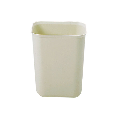 Rubbermaid Fire-Resistant Fiberglass Wastebasket SKU#RCP2540BEI, Rubbermaid Fire-Resistant Fiberglass Wastebaskets SKU#RCP2540BEI