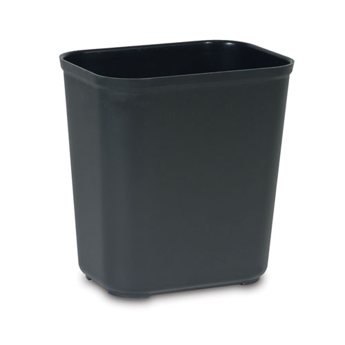Rubbermaid Fire-Resistant Fiberglass Wastebasket SKU#RCP2543BLA, Rubbermaid Fire-Resistant Fiberglass Wastebaskets SKU#RCP2543BLA