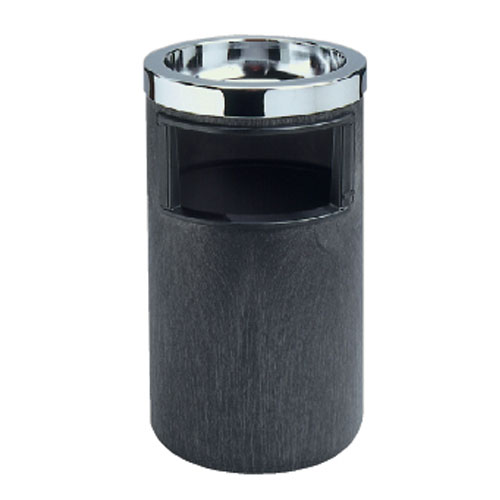 Rubbermaid Smoking Urn-Trash Receptacles SKU#RCP2586BLA, Rubbermaid Smoking Urn-Trash Receptacle SKU#RCP2586BLA