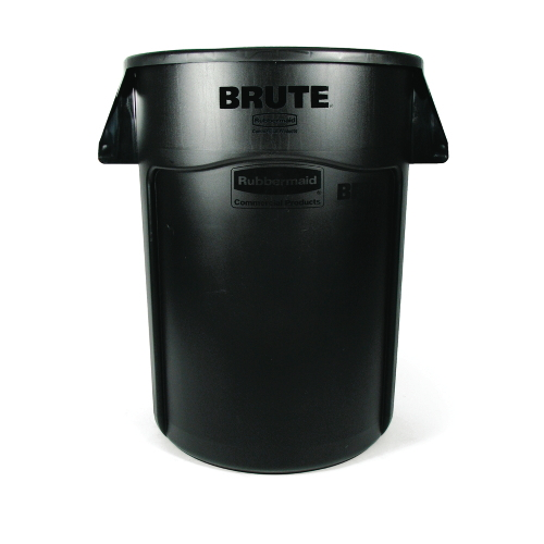 Rubbermaid 44 Gal Brute Utility Container w Vent Channels SKU#RCP2643-60BLA, Rubbermaid 44 Gallon Brute Utility Container With Venting Channels SKU#RCP2643-60BLA