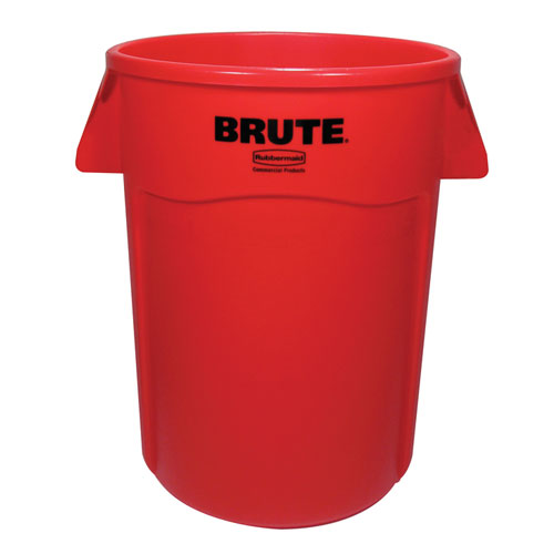 Rubbermaid Commercial BRUTE 44 Gal Utility Containers SKU#RCP2643-60RED, Rubbermaid Commercial BRUTE 44 Gallon Utility Container SKU#RCP2643-60RED