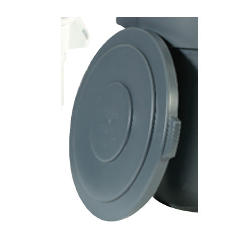 Rubbermaid Lid For Brute 55 Gal Round Container SKU#RCP2654GRA, Rubbermaid Lid For Brute 55 Gallon Round Containers SKU#RCP2654GRA
