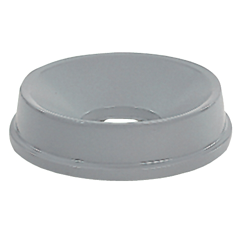 Rubbermaid Round Funnel Top For Untouchable 22 Gal Round Waste Container SKU#RCP3548GRA, Rubbermaid Round Funnel Top For Untouchable 22 Gallon Round Waste Container SKU#RCP3548GRA