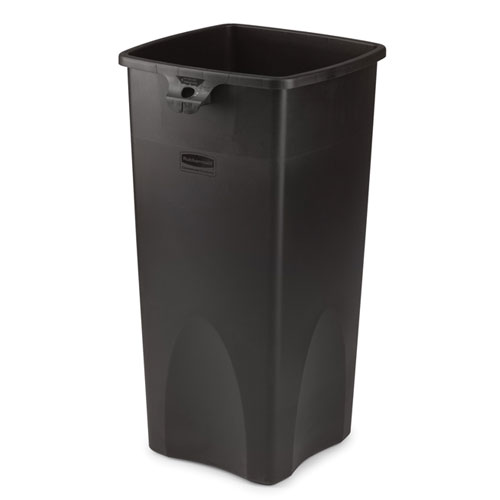 Rubbermaid Untouchable 23 Gal Square Container SKU#RCP3569-88BLA, Rubbermaid Untouchable 23 Gallon Square Containers SKU#RCP3569-88BLA