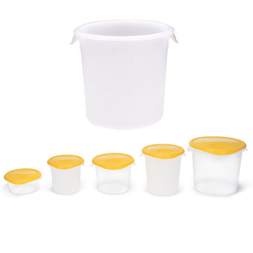 Rubbermaid Round Storage Containers Lids
