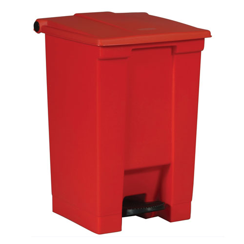 Rubbermaid Commercial Step-On Waste Containers SKU#RCP6144, Rubbermaid Commercial Step-On Waste Container SKU#RCP6144