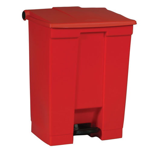 Rubbermaid Commercial Step-On Waste Containers SKU#RCP6145GRN, Rubbermaid Commercial Step-On Waste Container SKU#RCP6145GRN