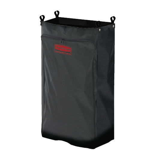 Rubbermaid Carts Accessory Medium Fabric Bag SKU#RCP6187BLA, Rubbermaid Cart Accessory Medium Fabric Bag SKU#RCP6187BLA