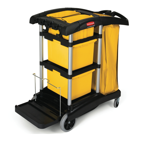 Rubbermaid HYGEN Microfiber Cleaning Carts SKU#RCP9T73, Rubbermaid HYGEN Microfiber Cleaning Cart SKU#RCP9T73