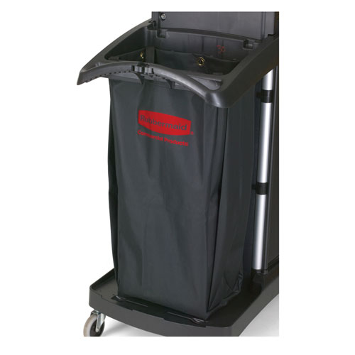 Rubbermaid Janitor Carts Compact Replacement Fabric Bag SKU#RCP9T81, Rubbermaid Janitor Cart Compact Replacement Fabric Bag SKU#RCP9T81