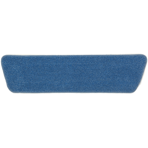 Rubbermaid 18 Inch Wet Mopping Pads SKU#RCPQ409BLU, Rubbermaid 18 Inch Wet Mopping Pad SKU#RCPQ409BLU
