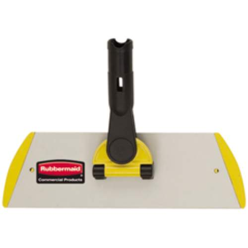 Rubbermaid 11 Inch Wall-Stair Microfiber Quick Connect Pads Holder Frame SKU#RCPQ550, Rubbermaid 11 Inch Wall-Stair Microfiber Quick Connect Pad Holder Frame SKU#RCPQ550