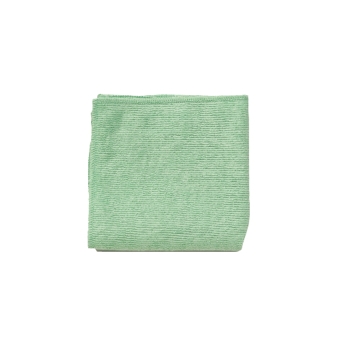 Rubbermaid 12 Inch Standard Microfiber Cloth SKU#RCPQ605GRE, Rubbermaid 12 Inch Standard Microfiber Cloths SKU#RCPQ605GRE