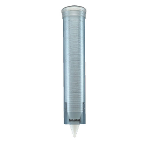 San Jamar Large Water Cup Dispensers w Removable Caps SKU#SANC3260TBL, San Jamar Large Water Cup Dispenser with Removable Cap SKU#SANC3260TBL