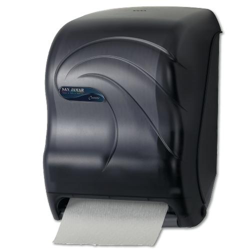 san jamar oceans tearndry touchless roll towel dispensers - San Jamar