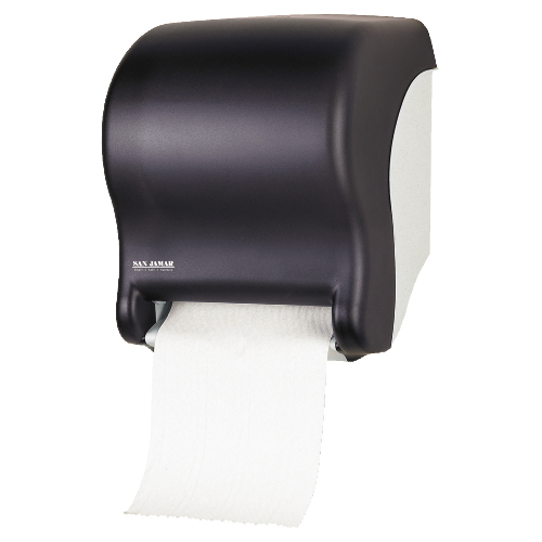 San Jamar Tear-N-Dry Essence Touchless Towel Dispensers SKU#SANT8000TBK, San Jamar Tear-N-Dry Essence Touchless Towel Dispenser SKU#SANT8000TBK