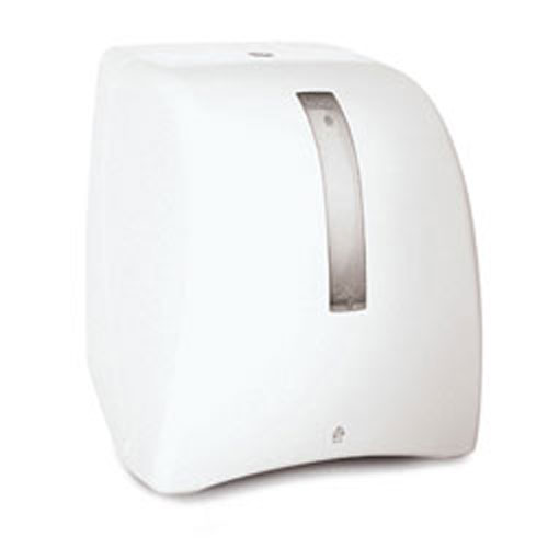 SCA Tork Matic Hand Towel Roll Dispenser White SKU#SCA551020A, SCA Tork Matic Hand Towel Roll Dispenser White SKU#SCA551020A