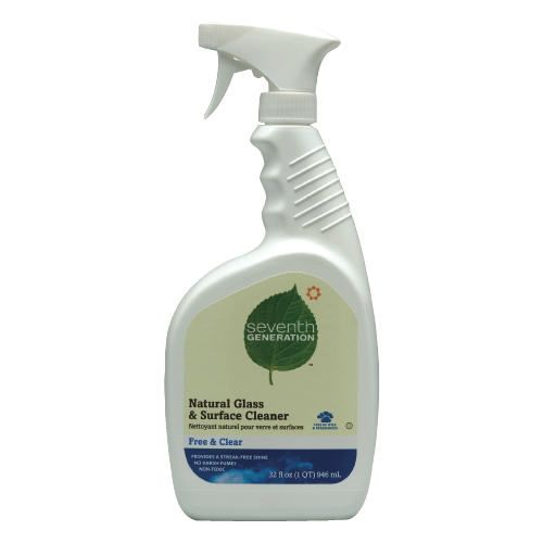 Seventh Generation Natural Glass & Surface Cleaners SKU#SEV22713CT, Seventh Generation Natural Glass & Surface Cleaner SKU#SEV22713CT