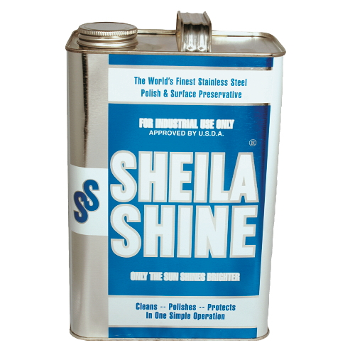 Sheila Shine Stainless Steel Cleaner & Polish SKU#SSI4, Sheila Shine Stainless Steel Cleaner & Polish SKU#SSI4