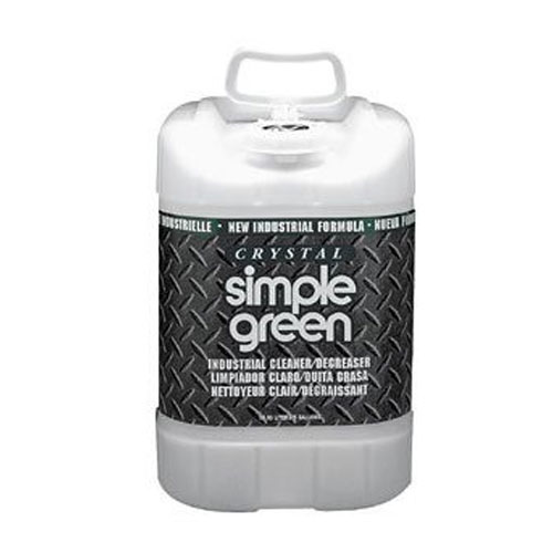 Simple Green Crystal Industrial Strength Cleaner-Degreasers SKU#SMP19005, Simple Green Crystal Industrial Strength Cleaner-Degreaser SKU#SMP19005