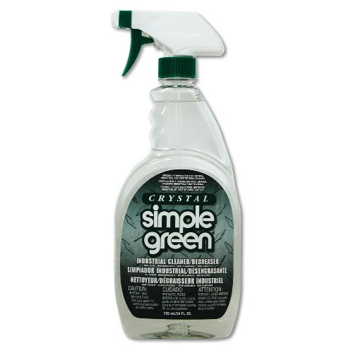 Simple Green Crystal Industrial Strength Cleaner-Degreasers SKU#SMP19024, Simple Green Crystal Industrial Strength Cleaner-Degreaser SKU#SMP19024