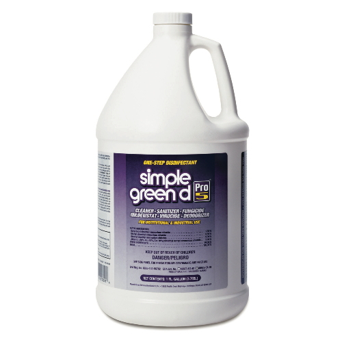 Simple Green Simple Green d Pro 5 One-Step Disinfectants SKU#SMP30501CT, Simple Green Simple Green d Pro 5 One-Step Disinfectant SKU#SMP30501CT