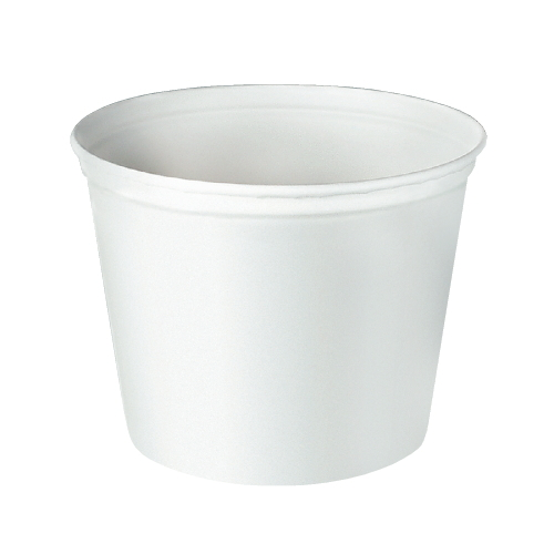 Solo Double-Wrapped Paper Bucket SKU#SCC10T1UU, Solo Double-Wrapped Paper Buckets SKU#SCC10T1UU