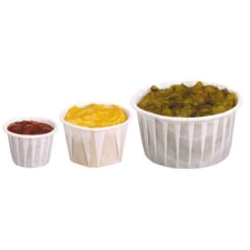 Solo Paper Pleated Souffle Cup SKU#SCC550, Dart Solo Paper Pleated Souffle Cups SKU#SCC550