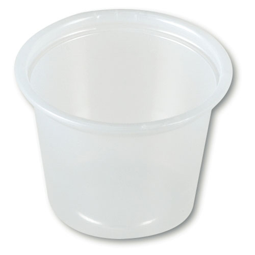 Solo Plastic Souffle Container SKU#SCCB200, Dart Solo Plastic Souffle Containers SKU#SCCB200