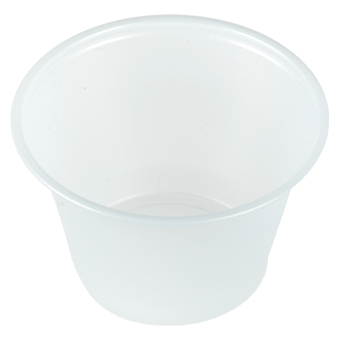 Solo Plastic Souffle Container SKU#SCCP400, Dart Solo Plastic Souffle Container SKU#SCCP400