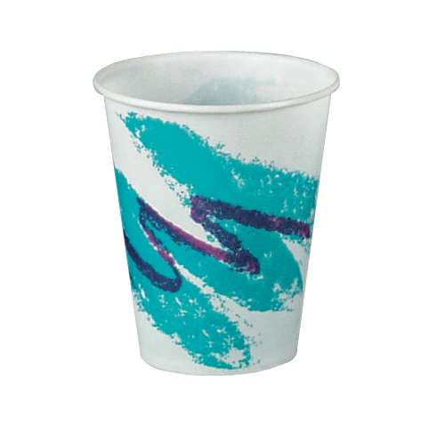 Solo Wax-Coated Paper Cold Cup SKU#SCCR10NNJ, Solo Wax-Coated Paper Cold Cup SKU#SCCR10NNJ