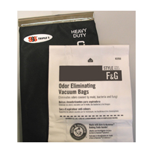 Sanitaire Replacement F&G Bags For ProSpec Vacuum Cleaners SKU#SSS63250A-10, Sanitaire Replacement F&G Bags For ProSpec Vacuum Cleaners SKU#SSS63250A-10