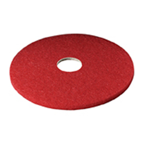 SSS 17in Red Floor Spray Buffing Pad SSS75044, SSS 17in Red Floor Spray Buffing Pad SSS75044