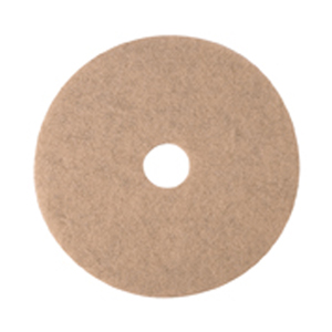 SSS 20in UHS Hogs Hair Poly Tan Floor Burnishing Pad SSS75095, SSS 20in UHS Hogs Hair Poly Tan Floor Burnishing Pad SSS75095