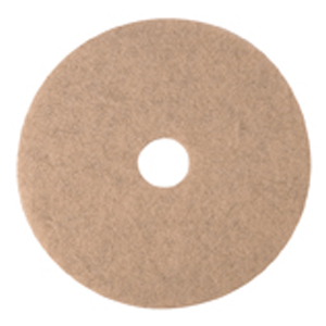 SSS 27in UHS Hogs Hair Poly Tan Floor Burnishing Pad SSS75098, SSS 27in UHS Hogs Hair Poly Tan Floor Burnishing Pad SSS75098