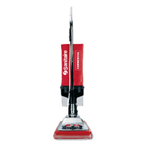 Sanitaire SC887B 7A Commercial Upright Vacuum Cleaner w Dirt Cup SKU#SSSSC887, Sanitaire SC887B 7A Commercial Upright Vacuum Cleaner w Dirt Cup SKU#SSSSC887