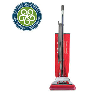 Sanitaire 12in 7A Commercial Upright Vacuum Cleaner w Dual Zipper Bag SKU#SSSSC888, Sanitaire 12in 7A Commercial Upright Vacuum Cleaner w Dual Zipper Bag SKU#SSSSC888
