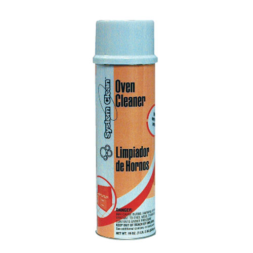 System Clean Oven Cleaners SKU#SYS2060, System Clean Oven Cleaner SKU#SYS2060
