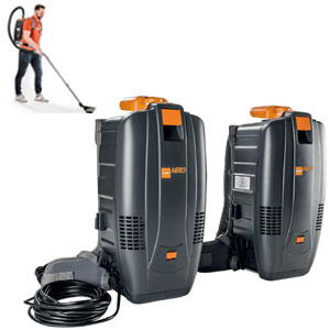 TASKI AERO BP Electric Cord Back Pack Vacuum Cleaner SKU#D7524497, TASKI AERO BP Electric Cord Back Pack Vacuum Cleaner SKU#D7524497