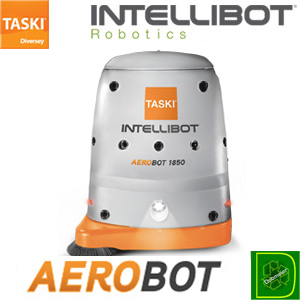 TASKI Intellibot AeroBot 1850 Robotic Vacuum Cleaner SKU#TASKI-IAR1850, TASKI Intellibot AeroBot 1850 Robotic Vacuum Cleaner SKU#TASKI-IAR1850