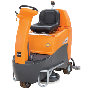 TASKI swingo 2500B Ride-On 37in Auto Scrubber w Pad Drivers Plus IntelliTrail SKU#TASKI-D6187064, TASKI swingo 2500B Ride-On 37in Auto Scrubber w Pad Drivers Plus IntelliTrail SKU#TASKI-D6187064